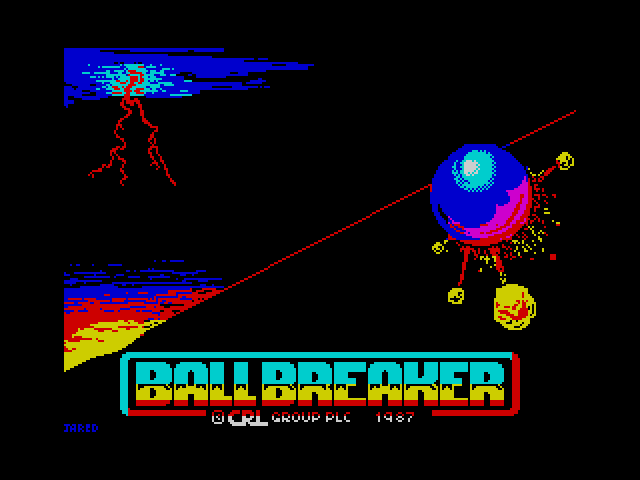 Ball Breaker screenshot
