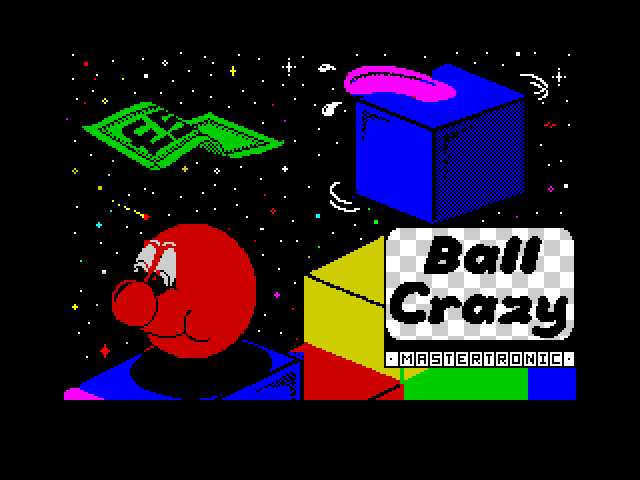 Ball Crazy screen