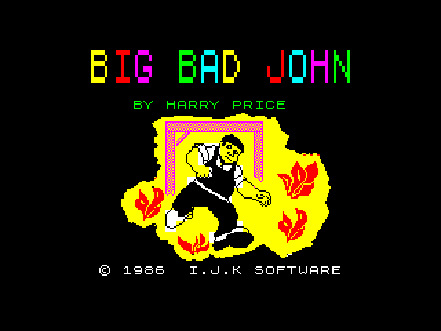 Big Bad John screenshot