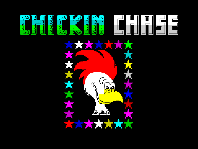 Chickin Chase screen