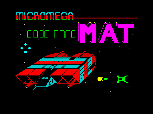 Codename MAT screenshot