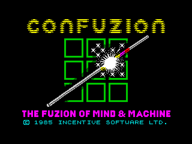 Confuzion screenshot