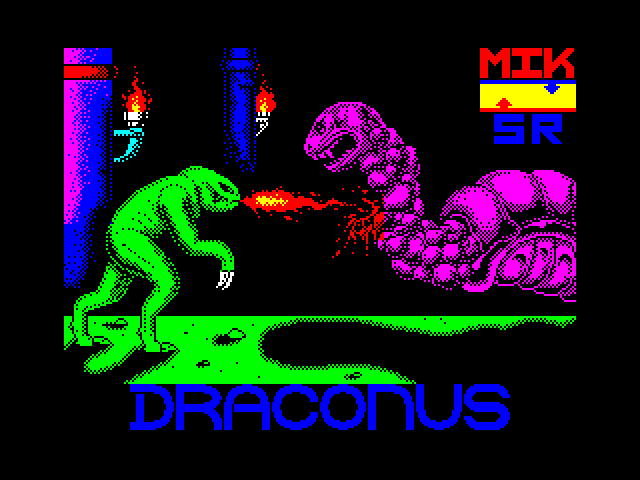 Draconus screenshot
