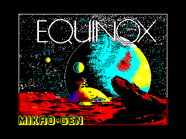Equinox screenshot