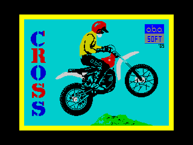 GP Motocross screenshot