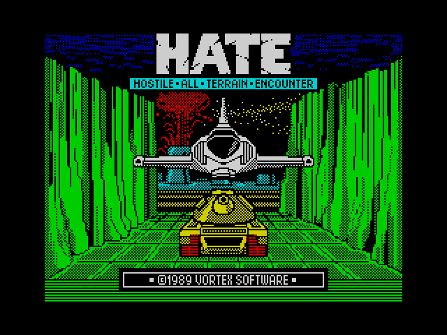 H.A.T.E. screenshot
