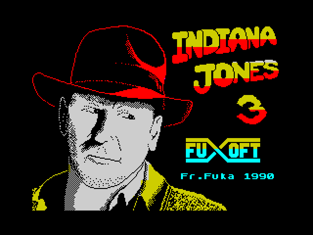 Indiana Jones 3 screenshot