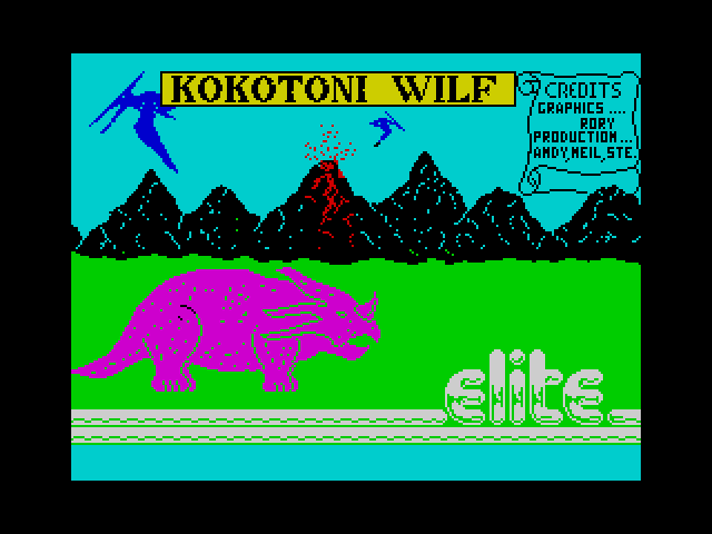 Kokotoni Wilf screenshot