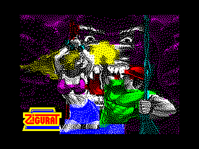 Kong's Revenge screenshot