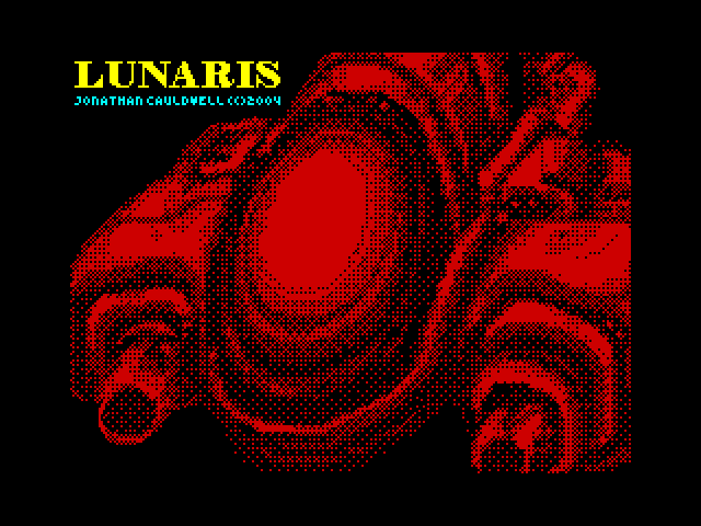 Lunaris screenshot