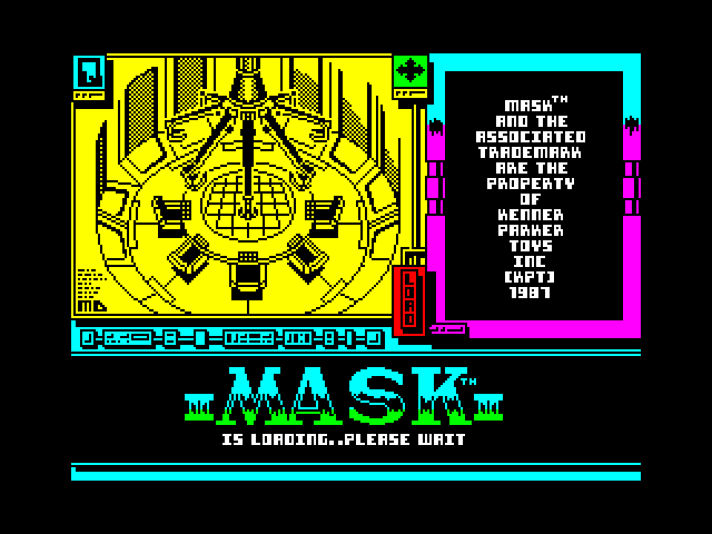 MASK II screenshot