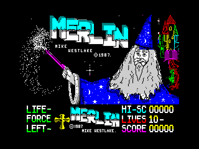 Merlin screenshot