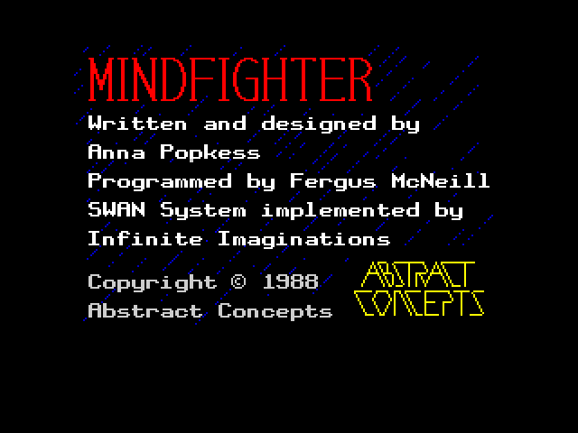 Mindfighter screenshot