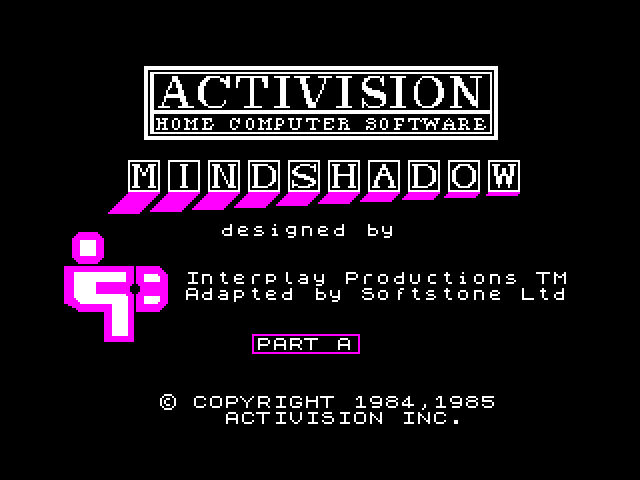 Mindshadow screenshot