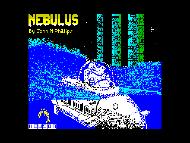 Nebulus screenshot