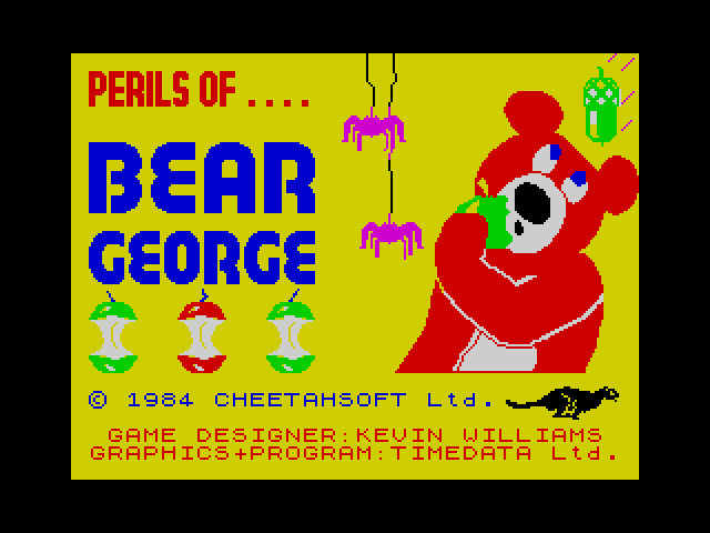 Perils of Bear George screenshot