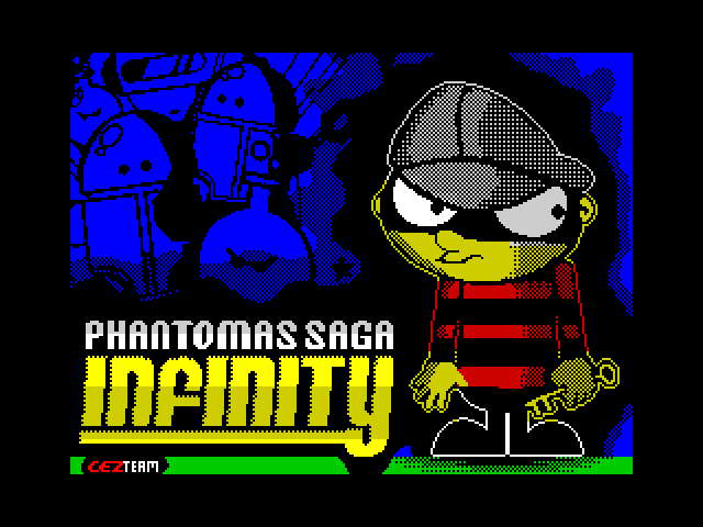 Phantomas Saga: Infinity screenshot