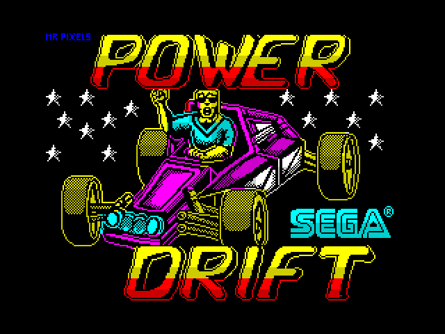 Power Drift screenshot