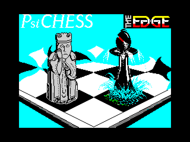 Psi Chess loading screen