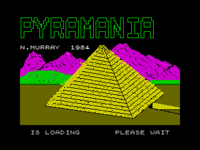 Pyramania screenshot