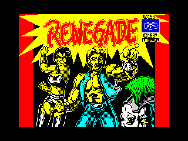 Renegade screenshot