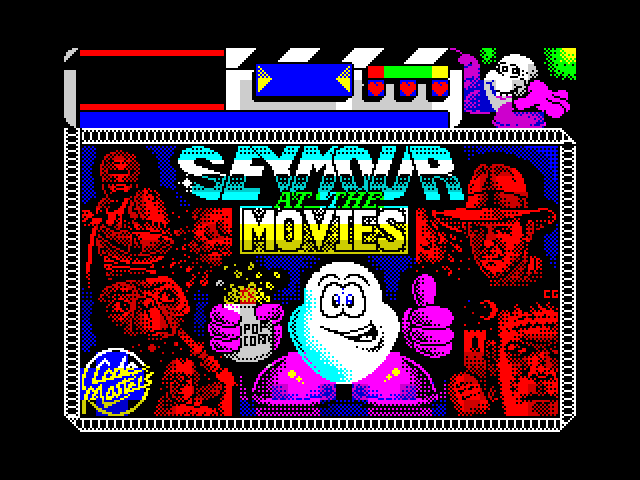Seymour Goes to Hollywood loading screen