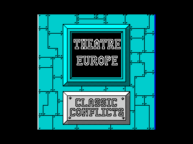 Theatre Europe loading screen