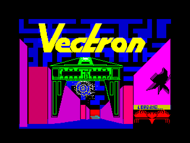 Vectron screenshot