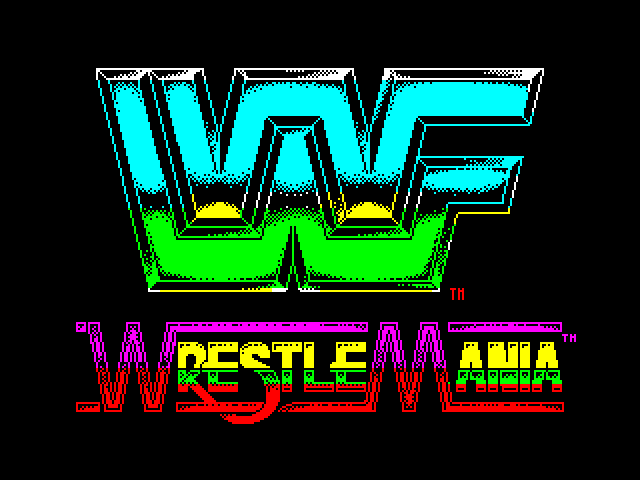 WWF WrestleMania screenshot