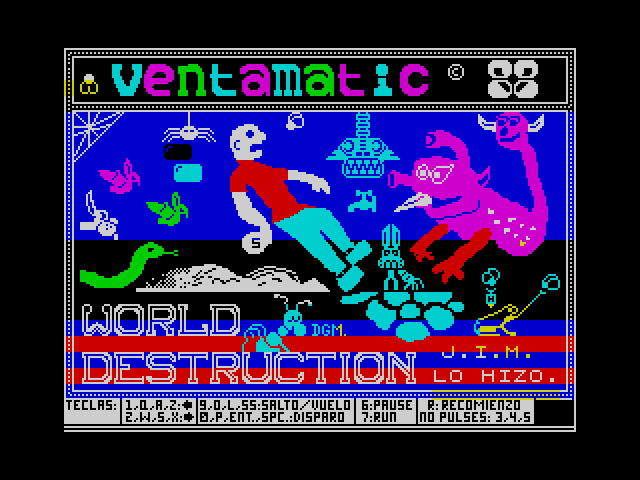 World Destruction screenshot