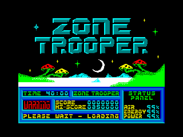 Zone Trooper screenshot