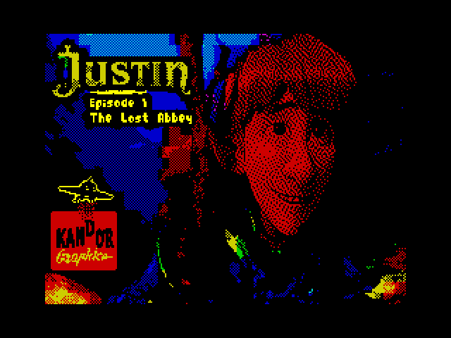 Justin and The Lost Abbey screenshot