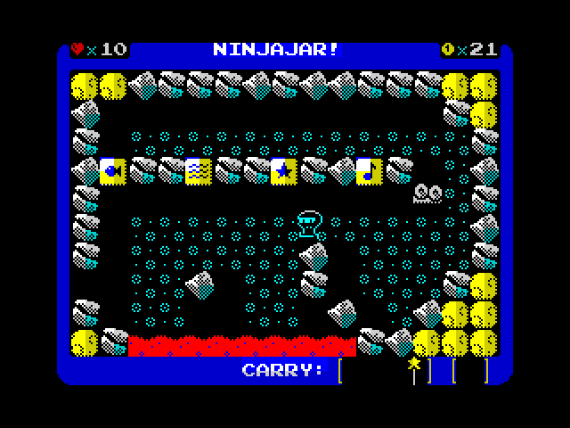 Ninjajar! screenshot