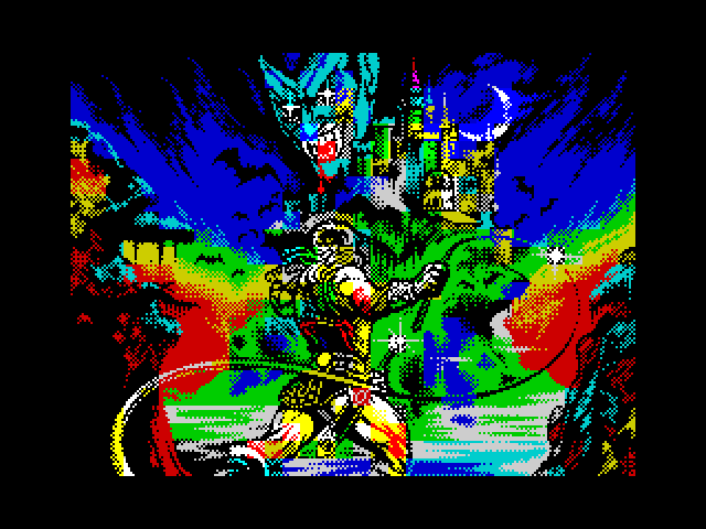 Castlevania.Spectral Interlude screen