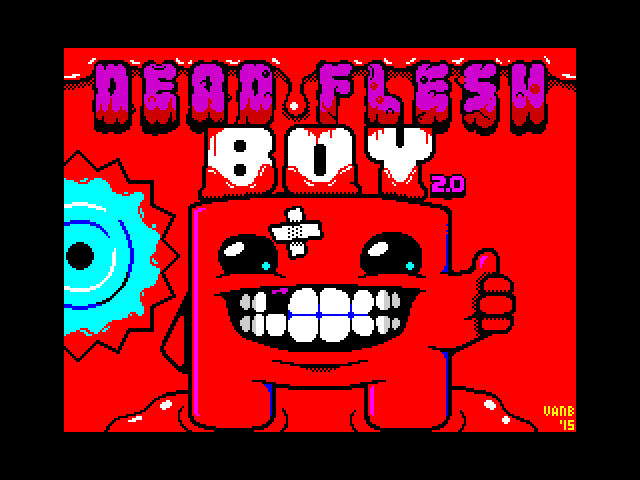 Dead Flesh Boy screenshot