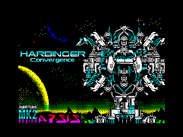 Harbinger: Convergence screen