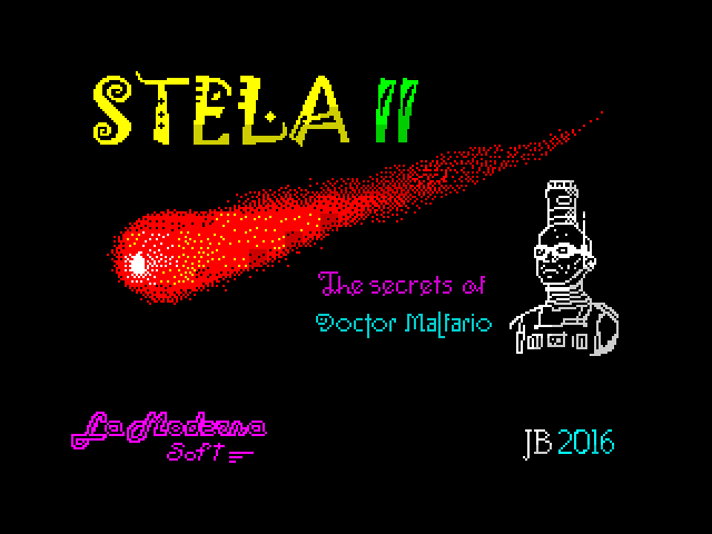Stela II screenshot