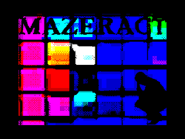 Mazeract screen