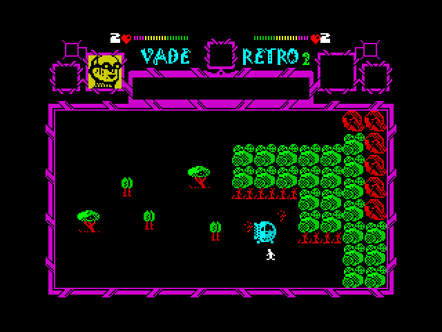 VADE RETRO II: Los Secretos del Doctor Malfario screenshot