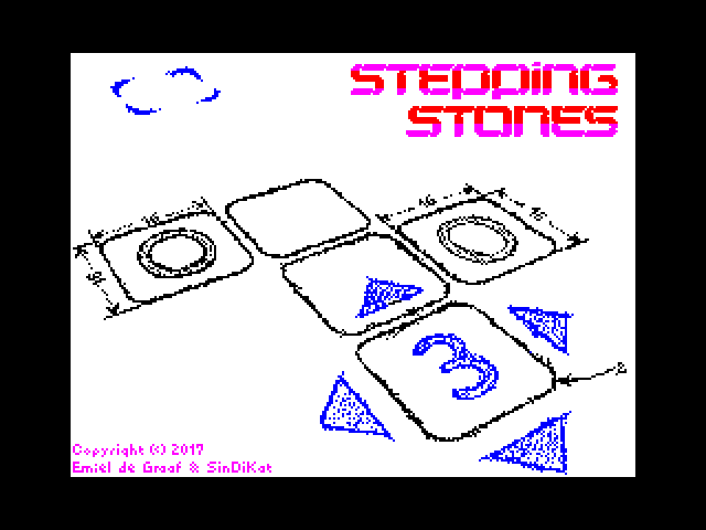 Stepping Stones screen