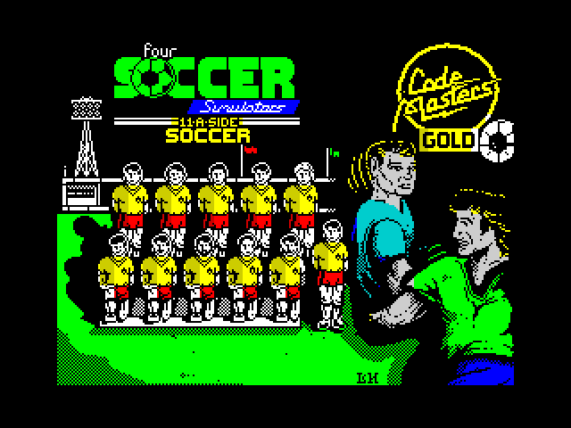 11-a-Side Soccer screen