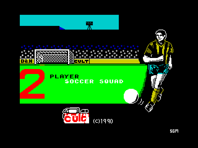 2 Player Soccer Squad image, screenshot or loading screen