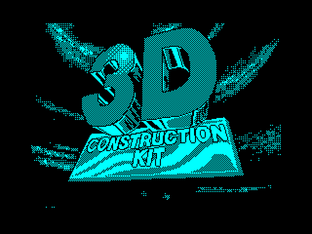 3D Construction Kit image, screenshot or loading screen