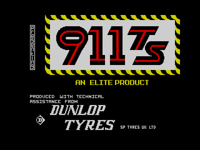 911 TS screen