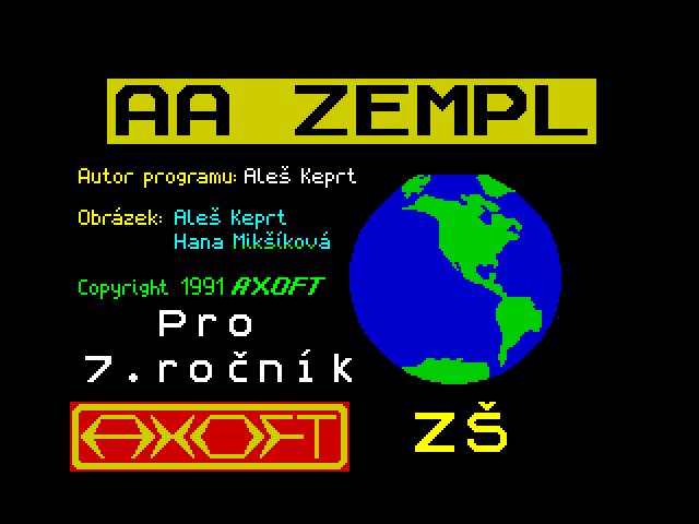 AA Zempl screen