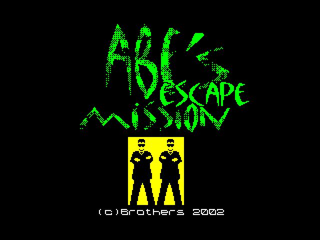 Abe's Mission: Escape image, screenshot or loading screen