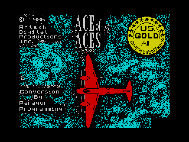 Ace of Aces screen