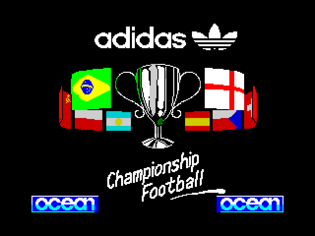 Adidas Championship Football image, screenshot or loading screen