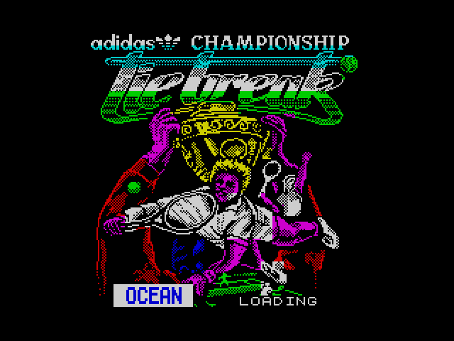 Adidas Championship Tie-Break image, screenshot or loading screen