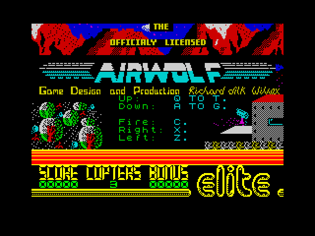 Airwolf image, screenshot or loading screen